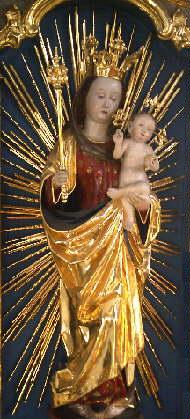 Gebet Jungfrau Mutter Gottes Mein